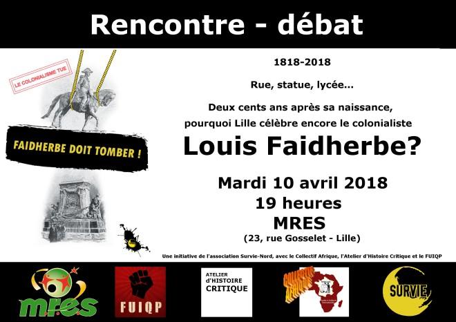 Faidherbe - Réunion publique - 10.04.2018