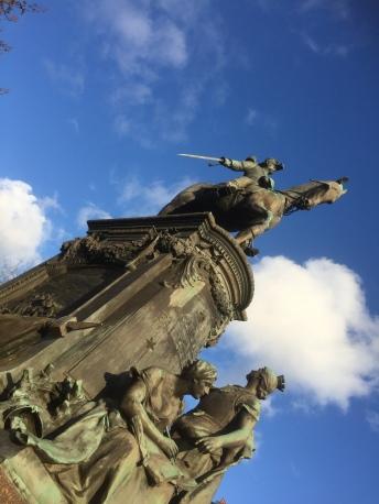 Statue Faidherbe - Lille